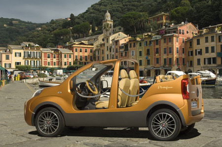 Fiat Fiorino Portofino