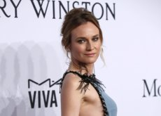 Diane Kruger nos deleita de nuevo en la gala AmfAR, ¡a tus pies Diane!