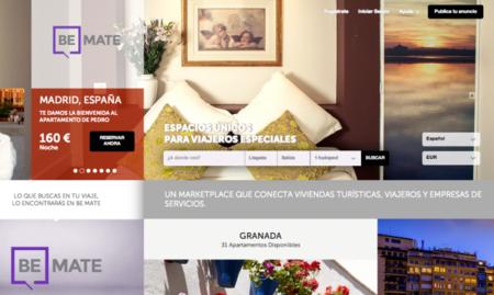 Be Mate, una mezcla entre Airbnb y un hotel que puede funcionar