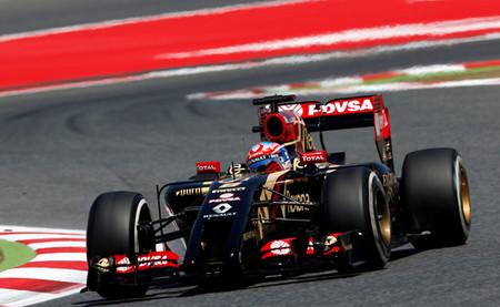 Lotus afronta el Gran Premio de Mónaco con confianza