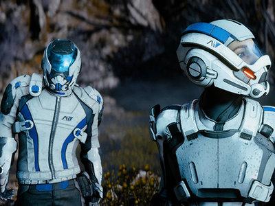 Por el momento Mass Effect: Andromeda no está previsto para salir en Nintendo Switch