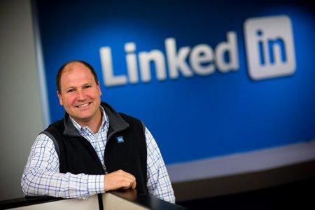 Linkedin se convierte en la segunda red social más visitada en Estados Unidos