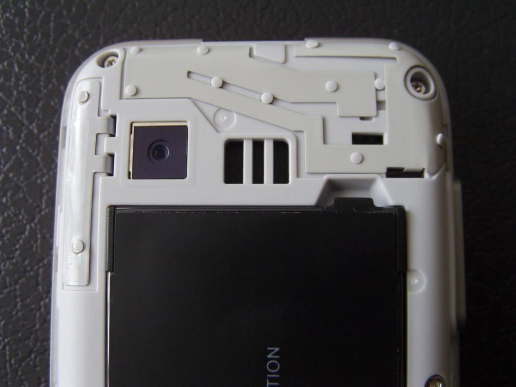 Foto de T-Mobile G1 White (20/24)