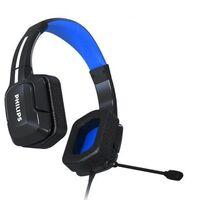 Philips se estrena en el mundo de los auriculares gaming con el TAGH401BL, un modelo con audio envolvente 7.1 cortesía de Dirac