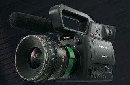 Panasonic AG-AF100, más detalles de la primera videocámara profesional Micro Cuatro Tercios