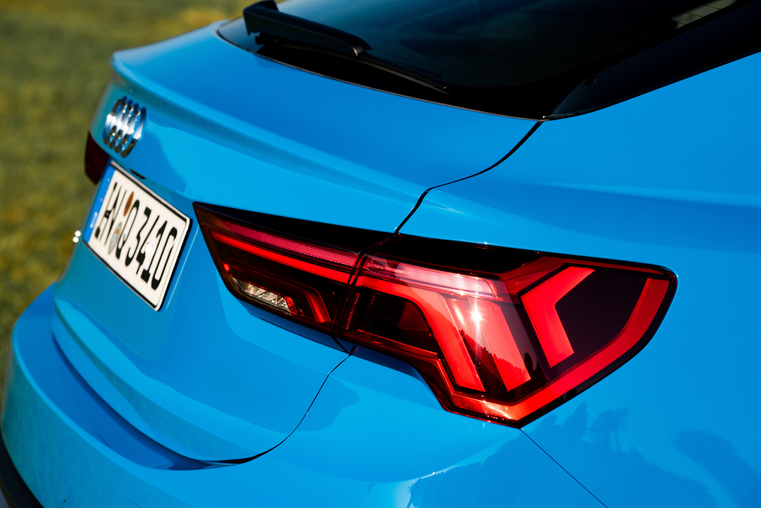 Foto de Audi Q3 Sportback (9/20)