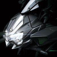 Las nuevas patentes de Kawasaki desvelan radares, cámaras y sensores: un completo sistema que se anticipará a los accidentes