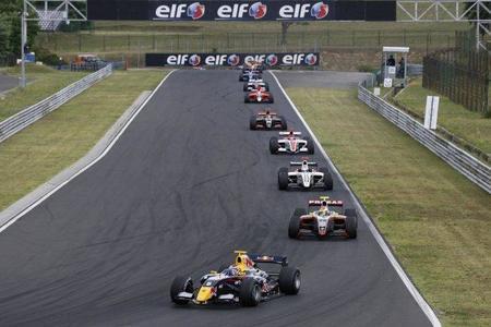 Fórmula Renault 3.5 Hungaroring 2011: Jean-Eric Vergné completa un fin de semana perfecto