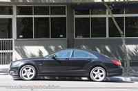 Mercedes CLS 350, prueba (conducción y dinámica)