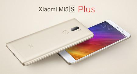 ¡Chollo! Xiaomi Mi5s Plus, con 4GB de RAM y 64GB de almacenamiento, por 199 euros con este cupón