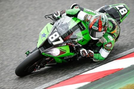 Suzuka 8 Hours 2016 Team Green Kawasaki