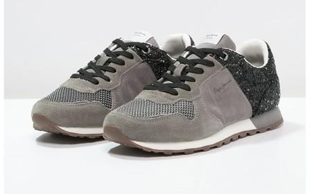 hacer un pedido zapatillas de deporte para baratas comprar Brilla con las zapatillas de Pepe Jeans London Verona W ...