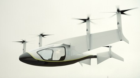 Rolls-Royce anuncia su concepto de coche volador: 400 km/h, autonomía de 800 km, y posible llegada en 2020