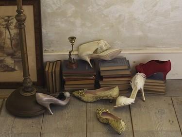 Moda de fiesta Navidad 2011: 20 zapatos de fiesta para ser la reina de la pista de baile