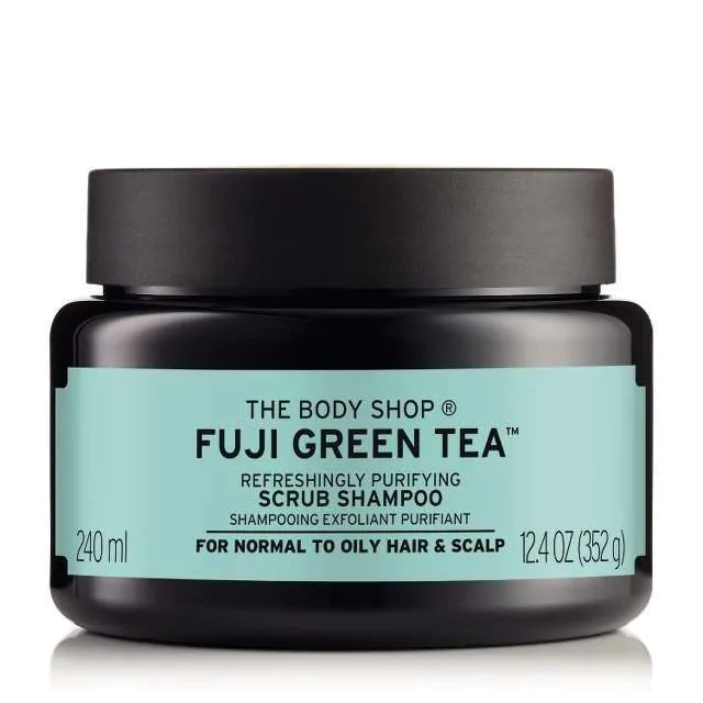 Champú Exfoliante Fuji Green Tea