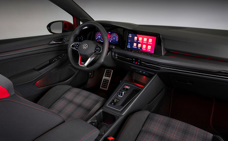 Volkswagen Golf Gti 2020 Interior