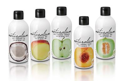 Los geles y cremas con olor a manzana verde de Naturalium, ¡una pura delicia!
