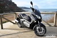 Yamaha X-MAX 125, prueba (características y curiosidades)