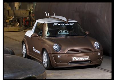 Mini pick-up por Pioneer
