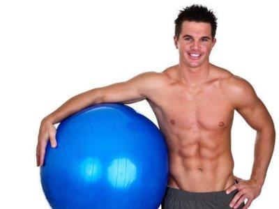 Entrenar lumbares con fitball, una manera segura y efectiva