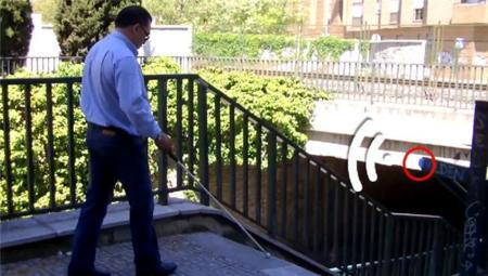 Outbarriers aprovecha el potencial de los iBeacons para ayudar a los ciegos