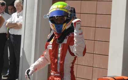 Victoria de Massa y doblete para Ferrari