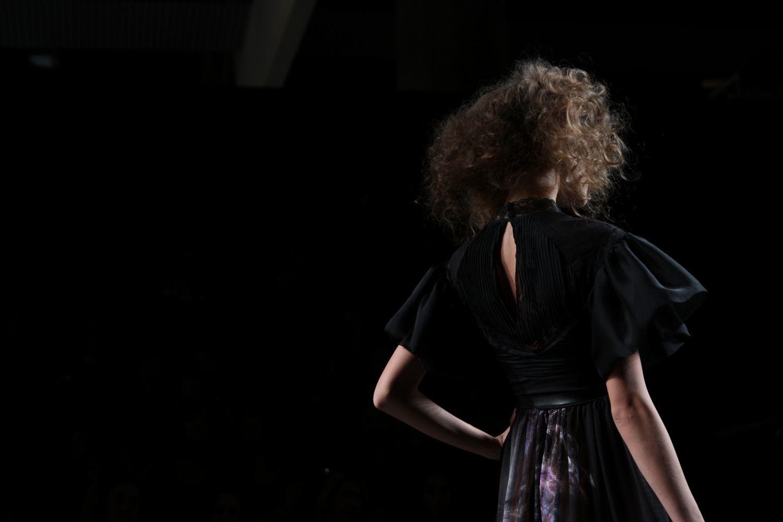 Foto de Alma Aguilar en la Cibeles Madrid Fashion Week Otoño-Invierno 2011/2012 (43/126)