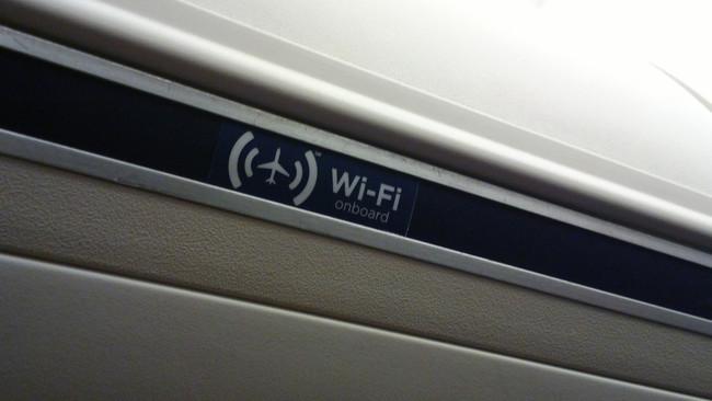 Por qué en 2017 seguimos sin tener WiFi en todos los aviones