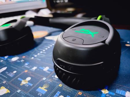 Detalle Headset Hyperx