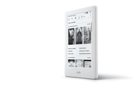 El nuevo Kindle básico adelgaza y se viste de blanco, manteniendo el precio