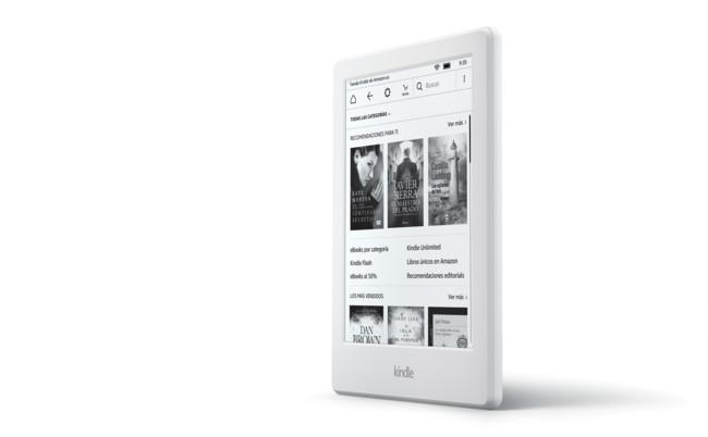 Kindle 2016 White 30l Retail Store Es Rgb