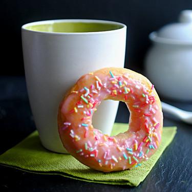 Cómo hacer las rosquillas de Homer Simpson. Receta