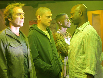Un primer vistazo a la tercera temporada de Prison Break