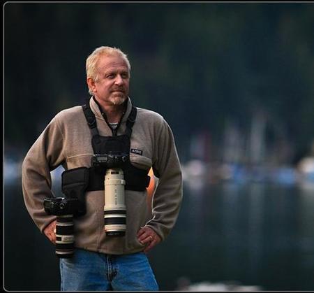 Cotton Carrier Camera System, otra forma de llevar tus cámaras