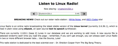 Linux.fm, la emisora de radio que lo va a petar este verano... o no