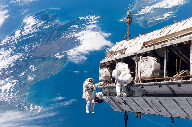 Sts 116 Spacewalk 1
