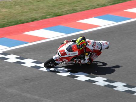 Khairul Idham Pawi Gp Argentina Moto2 2016
