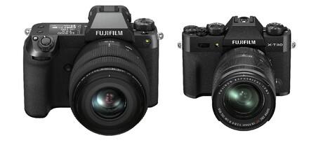 Fujifilm Gfx50sii X T30 Ii