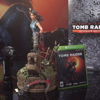 Si vas a apostar por la Ultimate Edition de Shadow of the Tomb Raider, este unboxing te interesa