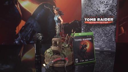 Si vas a apostar por la Ultimate Edition de Shadow of the Tomb Raider, este unboxing te interesa