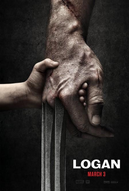 Primer cartel de Logan