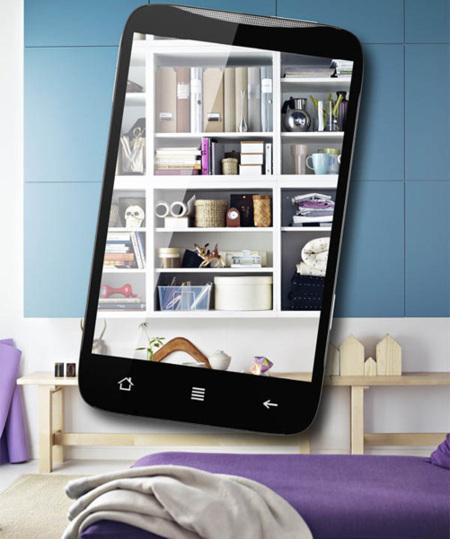 Catálogo IKEA 2013: la realidad aumentada en una aplicación
