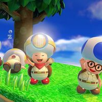 Los minijuegos del Capitán Toad en Super Mario 3D World + Bowser's Fury dispondrán de un multijugador cooperativo