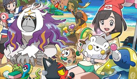 Pokémon Sol y Luna: unas animaciones sin usar muestran el aspecto del sistema de acompañantes