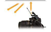 Usa el flash integrado rebotándolo al techo: Truco Express