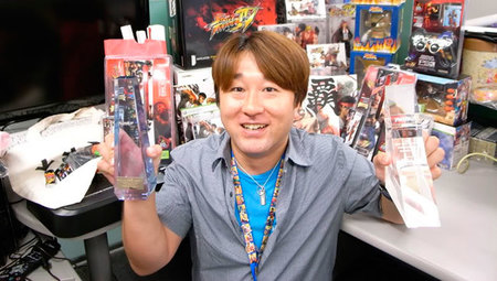 Yoshinori Ono hospitalizado después del tour de promoción de 'Street Fighter X Tekken'