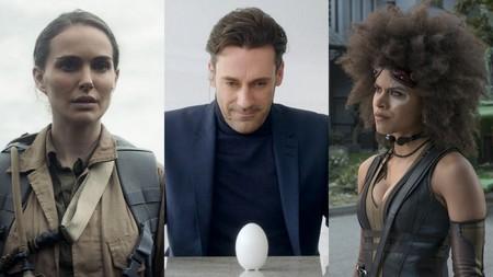 Portman, Hamm y Beetz