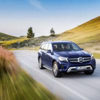 Mercedes-Benz GLS 2016: se renueva el Clase S de los SUV