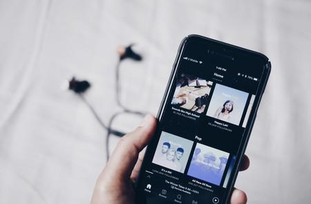 Spotify empieza a mostrar la letra de las canciones en Android