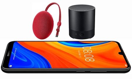 Chollo: llevarse hoy un Huawei Y6s con un altavoz Bluetooth cuesta 30 euros menos hoy, en Amazon y más barato que comprar sólo el teléfono en otras tiendas